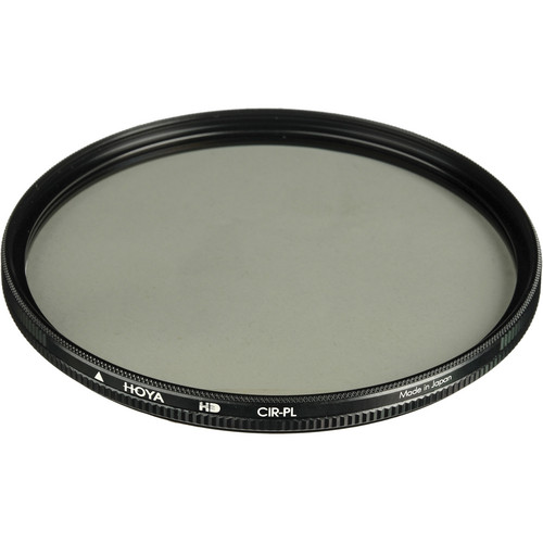 Hoya 55mm Circular Polarizing HD (High Density) Digital Glass Filter