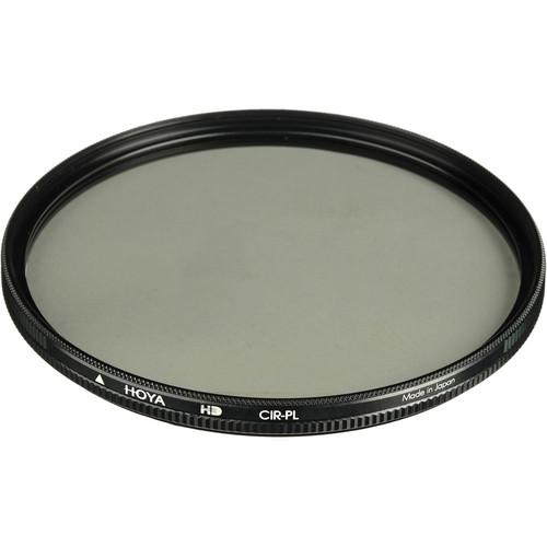 Hoya 58mm Circular Polarizing HD (High Density) Digital Glass Filter