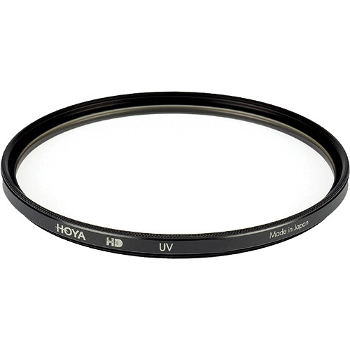 Hoya 62mm Ultraviolet UV Haze HD (High Density) Digital Filter