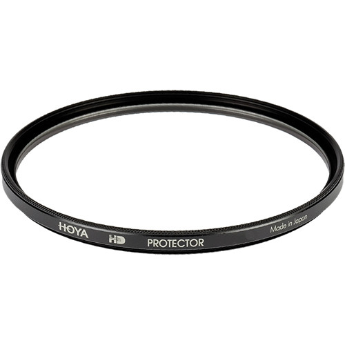 Hoya 55mm Hoya HD Clear Protection Glass Filter