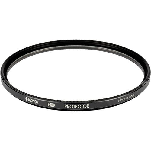 Hoya 55mm Hoya HD Clear Protection Glass Filter