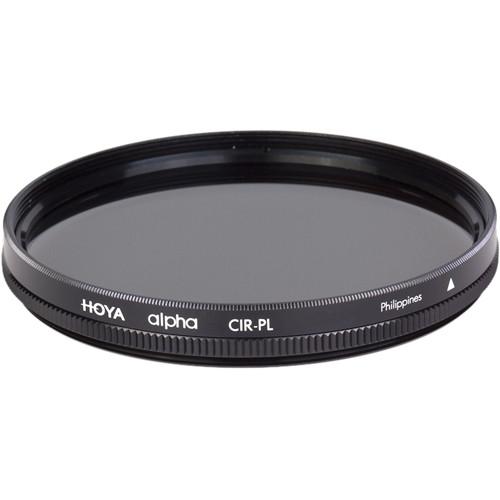 Hoya 58mm alpha Circular Polarizer Filter