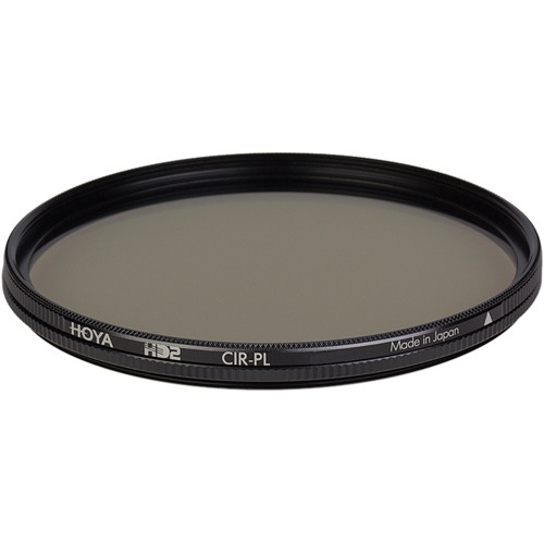 Hoya 62mm HD2 Circular Polarizer Filter