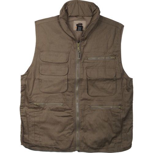 Humvee by CampCo Ranger Vest - Medium (Khaki)