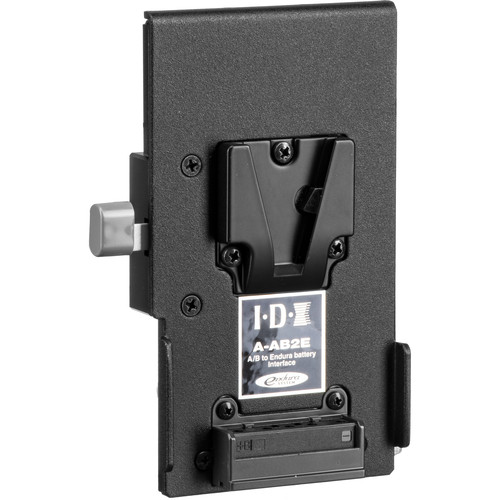 IDX System Technology A-AB2E V-Mount Adapter Plate