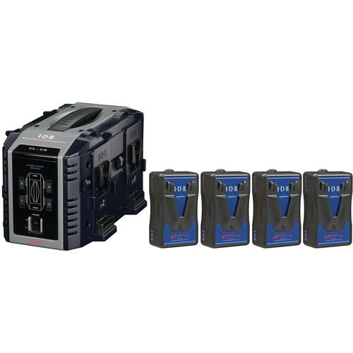 IDX System Technology E1044 Endura 10 Broadcast Kit