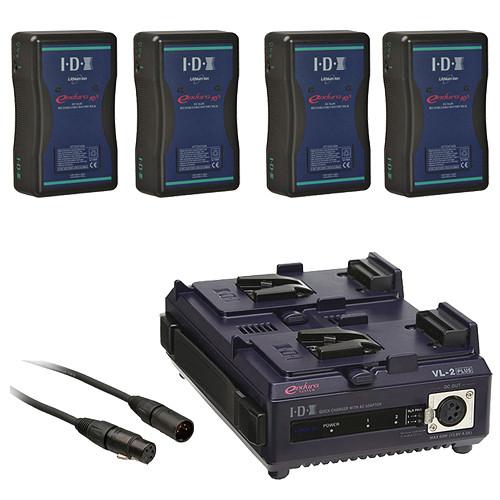 IDX System Technology ES1042 Endura 10S Pro Kit