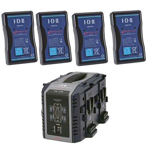 IDX System Technology ES744 Endura 7S Broadcast Kit