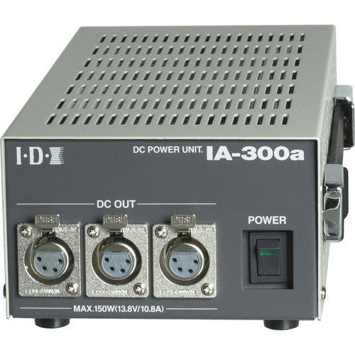 IDX System Technology IA-300a Triple Channel Camera Power Supply