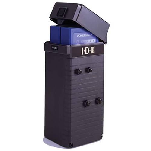 IDX System Technology NH-201 Dual NP-1 Holder Box