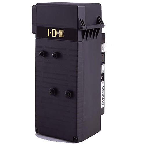 IDX System Technology NH-202 Dual NP-1 Holder Box with 2-pin D-TAP