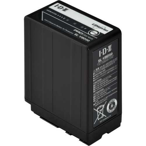 IDX System Technology 7.4v/5000mAh Li-ion Battery