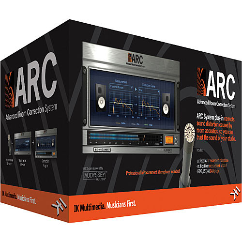 IK Multimedia ARC - Room Correction System (Native)