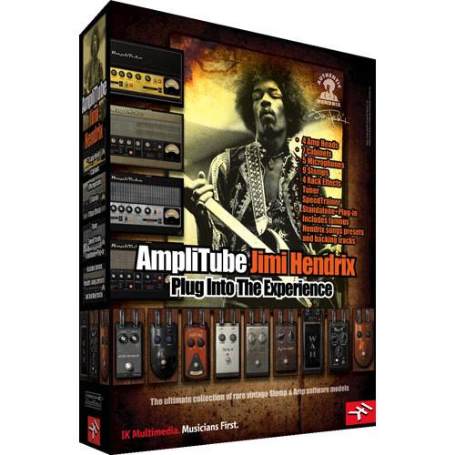 IK Multimedia AmpliTube Jimi Hendrix Software