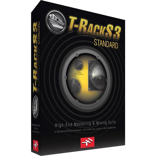 IK Multimedia T-RackS 3 Standard - Mastering and Mixing Plug-In Suite