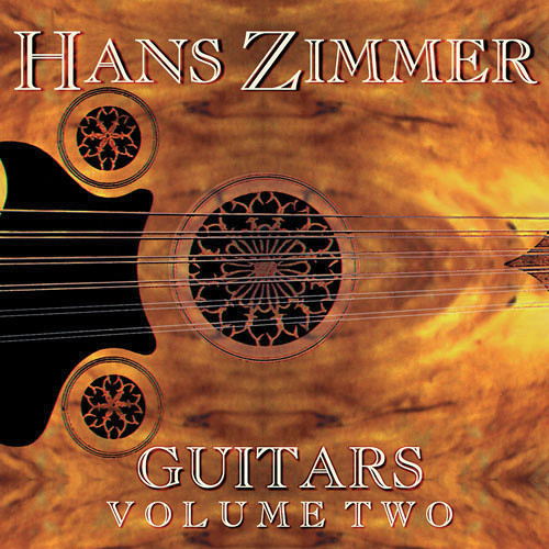 ILIO GV2A Hans Zimmer Guitars Volume 1 (Akai Format)