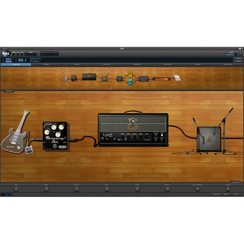 ILIO TH2 - 4th Generation Custom Guitar Effect Suite (Upgrade)