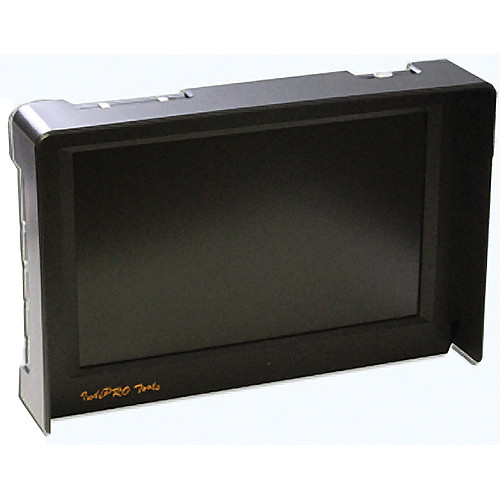 """IndiPRO Tools Pro5 LCD 5"""" Camera Monitor with Canon BP Battery Plate"""