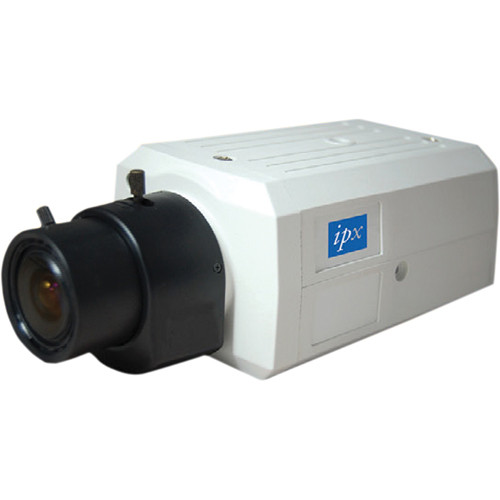 IPX DDK-1800 3 MP IP Box Camera