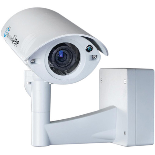 IQinVision IQ865NE-V6 IQeye Sentinel Megapixel Outdoor IP Camera with V6 Lens