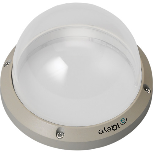 IQinVision IQA-BBL Alliance Interior/Exterior Dome Bubble & Trim Ring Assembly