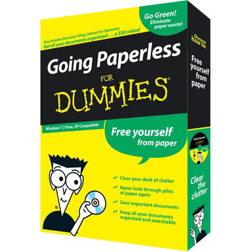 IRIS CD-Rom: Going Paperless for Dummies
