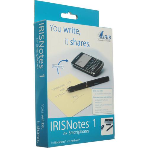 IRIS IRISnotes 1 For Smartphones