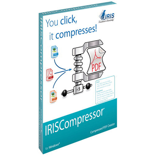 IRIS IRISCompressor Start-Up Software