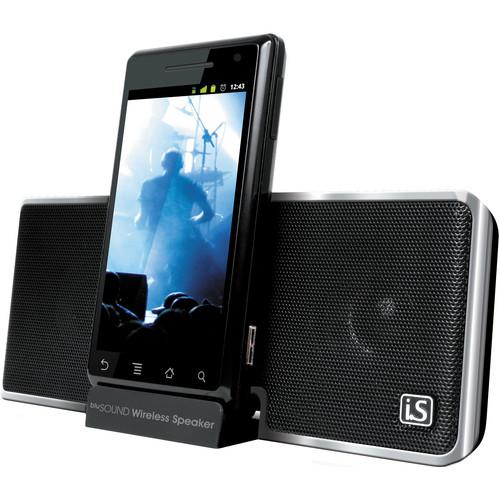 i.Sound bluSOUND Wireless Speaker