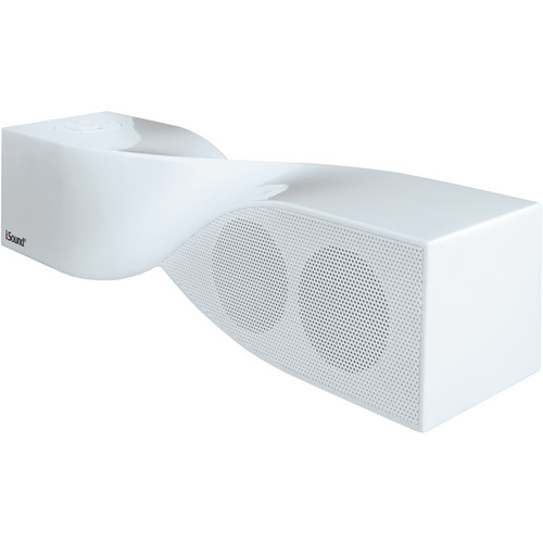 i.Sound Twist Bluetooth Speaker (White)