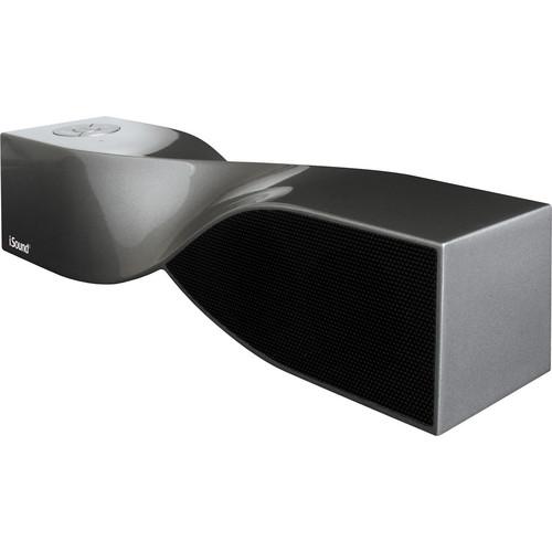 i.Sound Twist Bluetooth Speaker (Graphite)