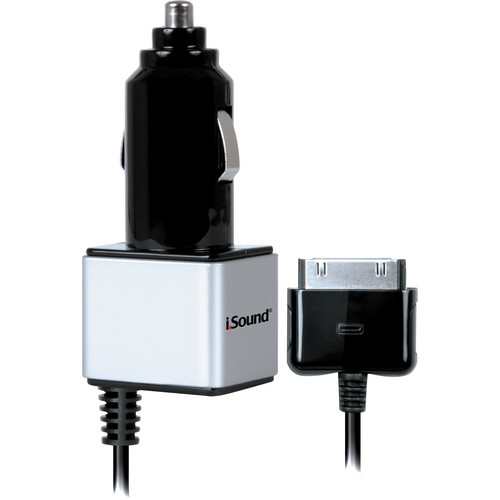 i.Sound Car Charger Pro for iPad, iPhone & iPod