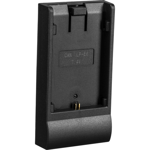 ikan BP5 Canon LP-E6 Battery Plate for ikan Monitors