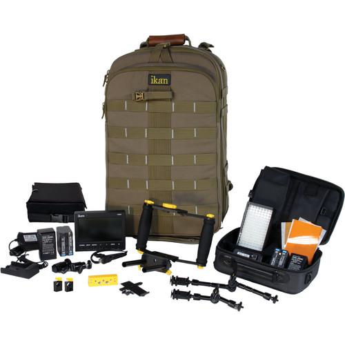 ikan Fly Pack I DSLR Support Kit