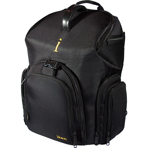 ikan Traveler Backpack (Black)