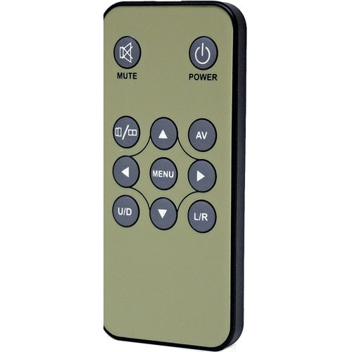 ikan RC7000 IR Remote Control for V7000 and V9000