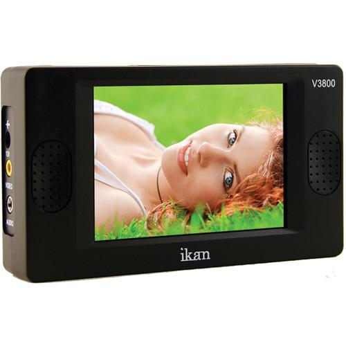"""ikan V3800 3.8"""" SD LCD Monitor"""