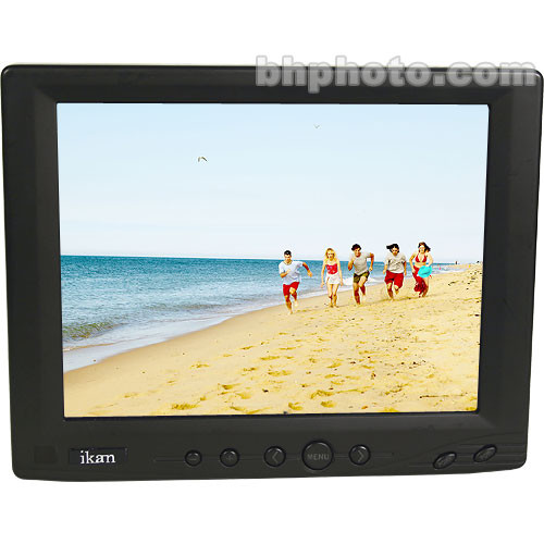 "ikan V-8000T 8"" LCD Touch-Screen Monitor"