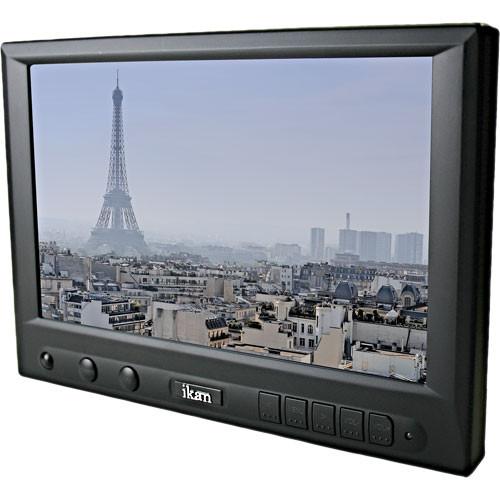 """ikan V8000W 8"""" LCD Monitor"""
