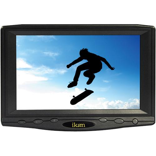 """ikan VG7 7"""" SD VGA LCD Monitor"""