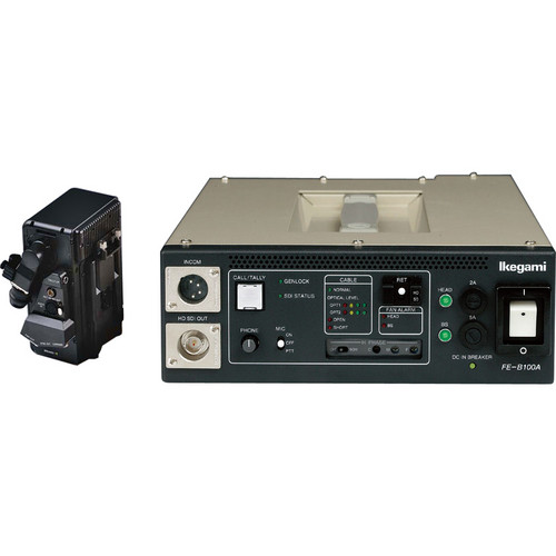 Ikegami FE-100A/K2 Fiber Extension System for HDS-V10