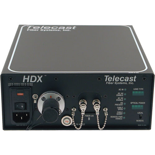 Ikegami HDX-2-RC-ST SMPTE Hybrid Elimination Device