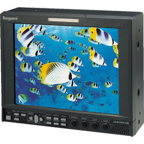 "Ikegami HLM-910R 8.4"" HDTV/SDTV LCD Monitor"
