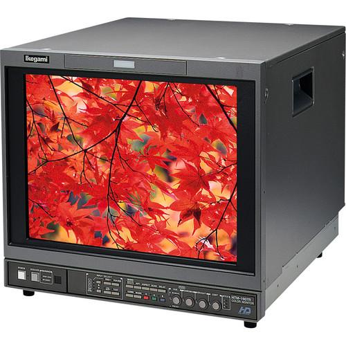 "Ikegami HTM-1917-R 19"" HDTV/SDTV Multi-Format Color Monitor"