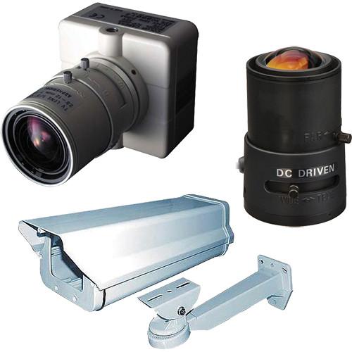 Ikegami ICD-505 Super Cube DSP Color Camera Kit