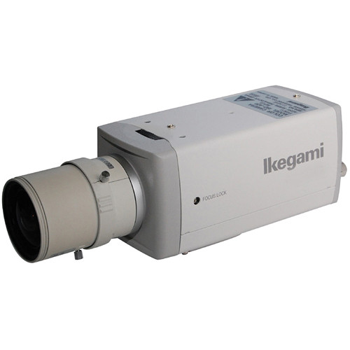 Ikegami ICD-879P High-Resolution True Day/Night Camera (PAL)