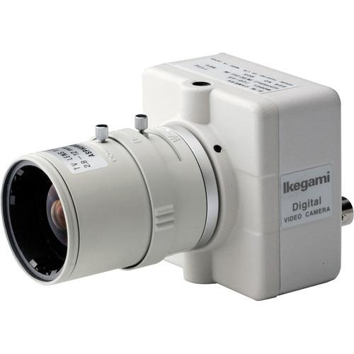 """Ikegami 1/2"""" CCD Super Cube DSP Monochrome Camera"""