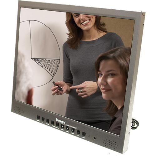 "Ikegami LCM-151 TFT Color LCD Monitor (15"")"