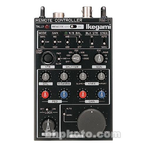 Ikegami RM-11 Digital Remote Control