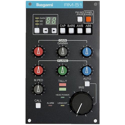 Ikegami RM-51A Remote Controller